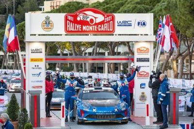Alpine Monte Carlo