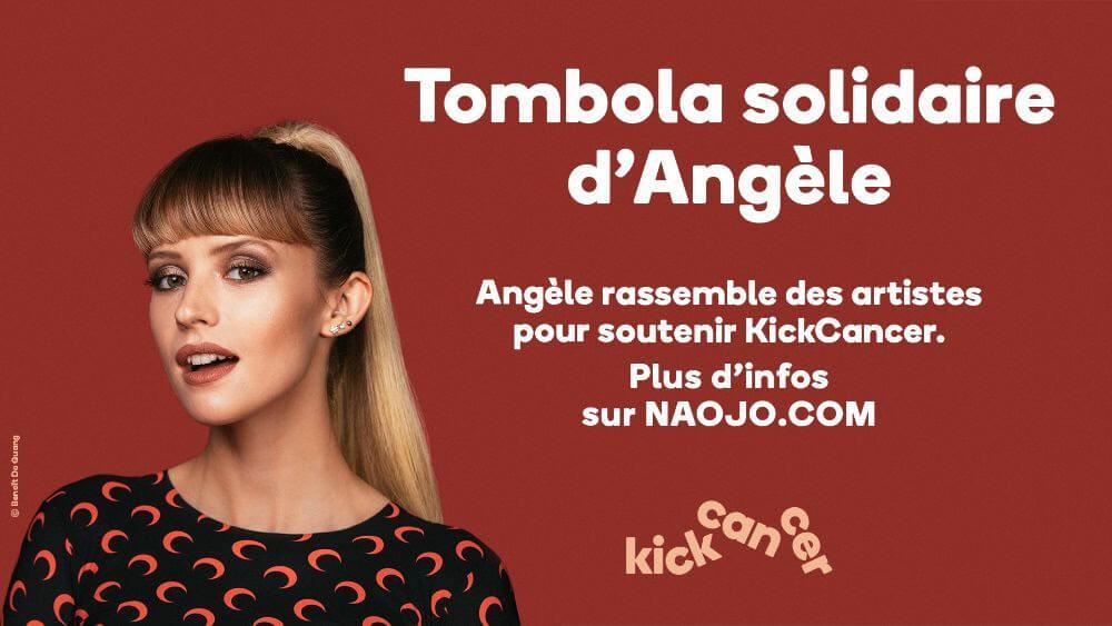 Angele kickcancer