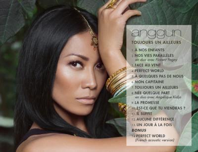 Anggun titres album Toujours un ailleurs