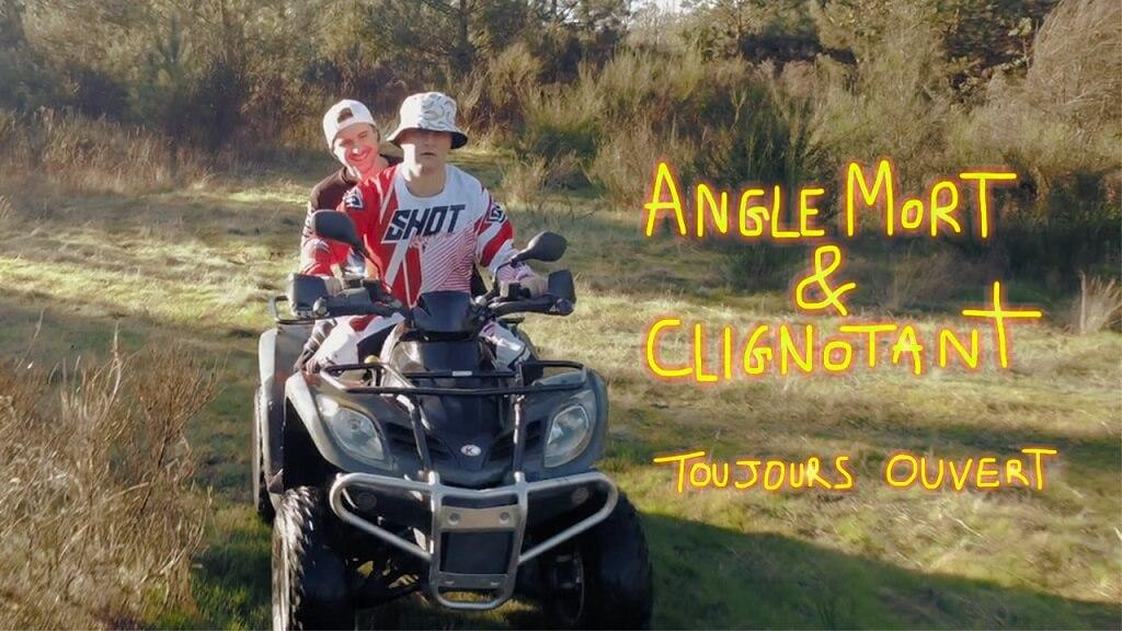 Angle Mort & Clignotant - Toujours ouvert