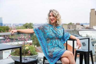 Ann (crédit Orane Blasco, Jam Hotel de Bruxelles)
