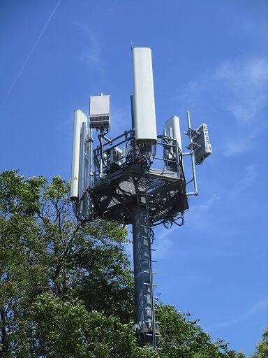 Antennes reseau 5G