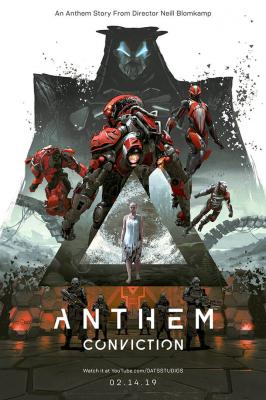 Anthem - electronic arts Bioware