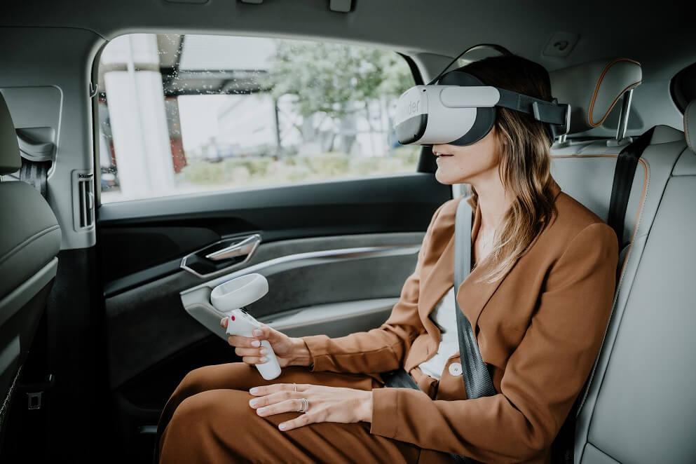 Audi holoride réalite virtuelle