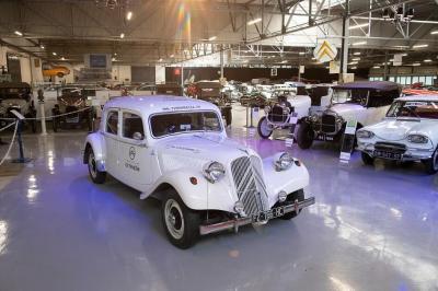 Aventure Citroën Terra America