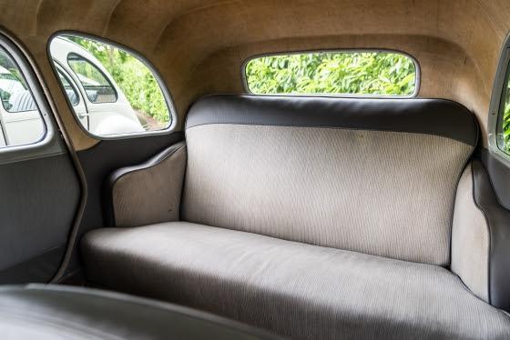 Banquette sièges Citroën
