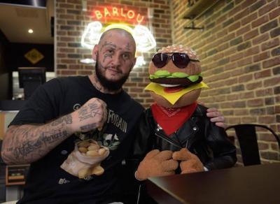 Barlou Burger - Seth Gueko