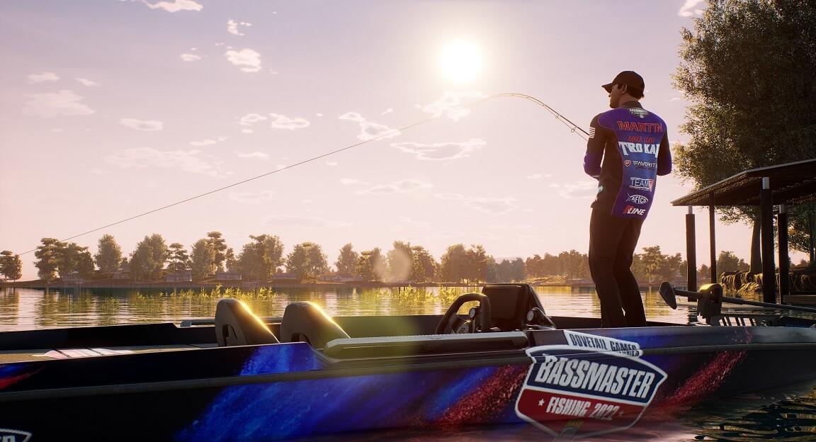 Bassmaster fishing 2022 (capture)