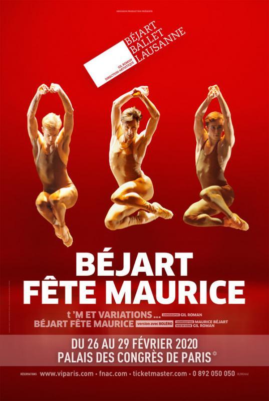 Bejart fête Maurice