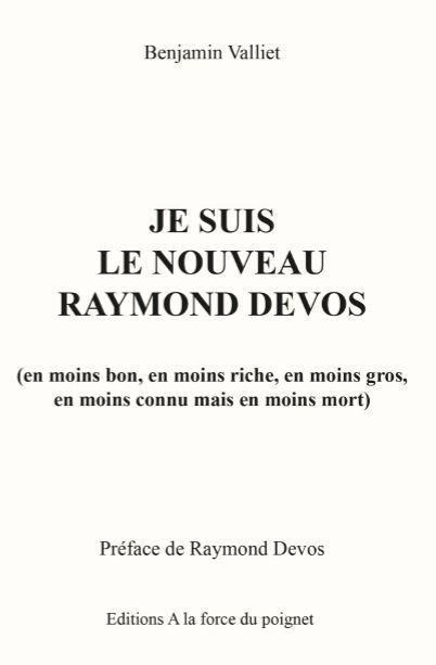 Benjamin Valliet - Nouveau Raymond Devos
