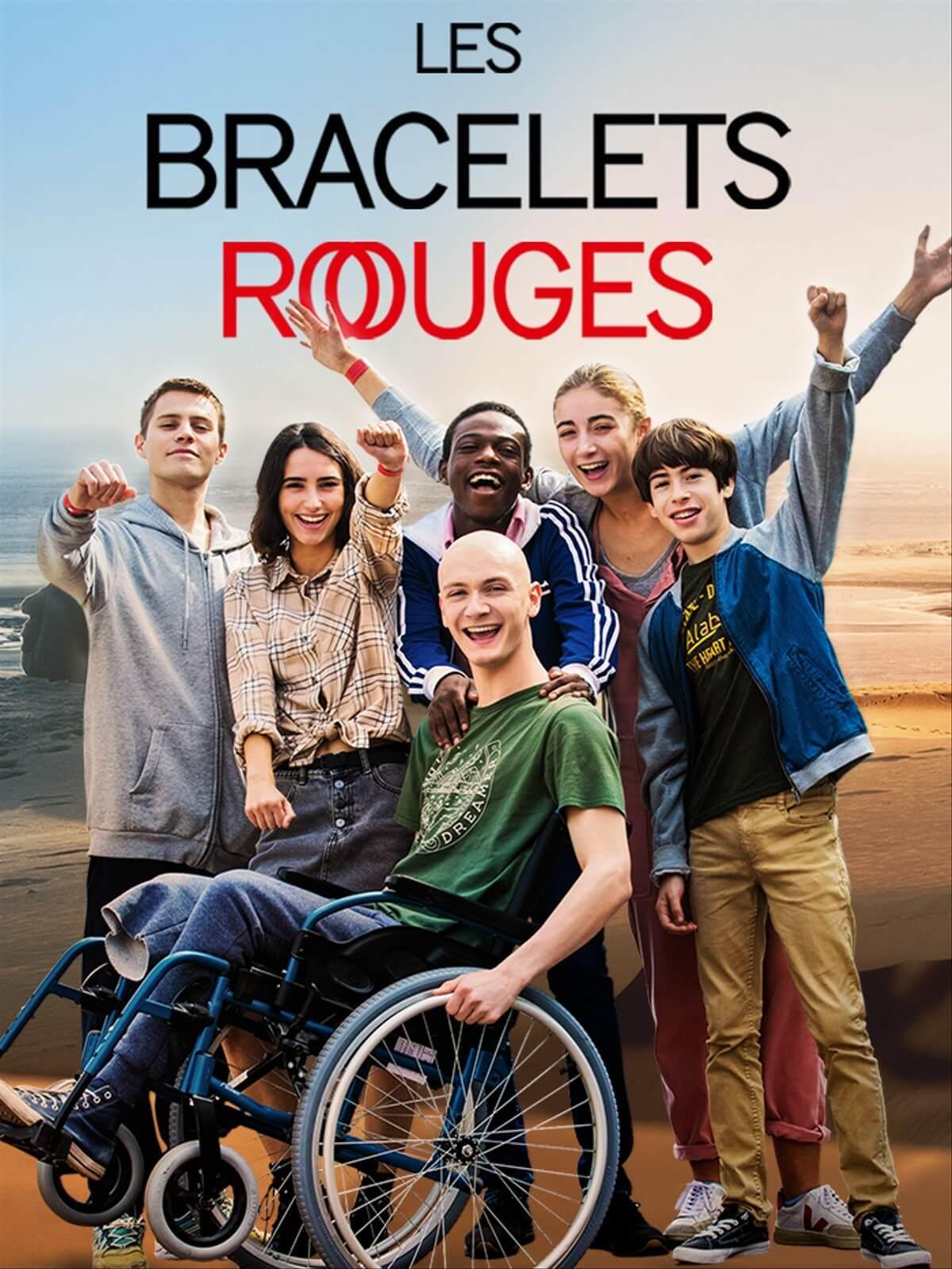 Bracelets rouges saison 3