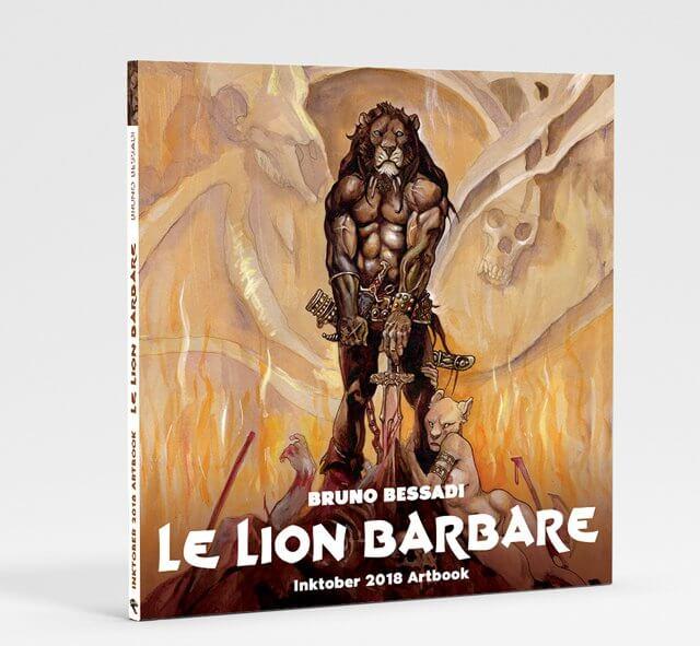 Bruno Bessadi - Le lion barbare