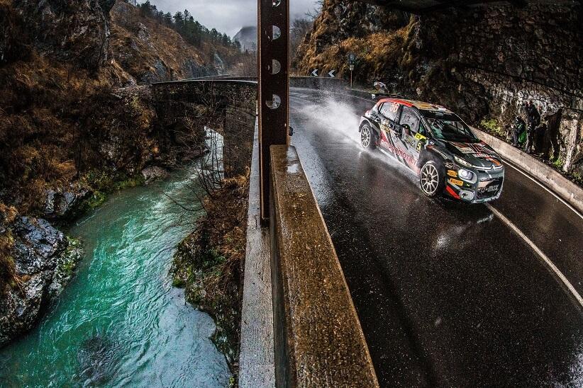 C3 R5 - rallye WRC2 en 2020