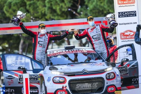 C3Rally2 WRC3