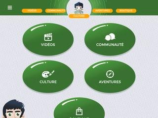 Capture site web Doc Seven