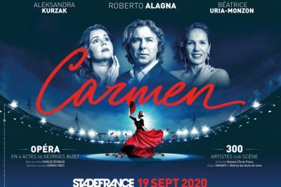 Opéra Carmen au Stade de france