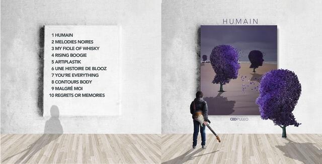 Ced Puleo - Humain