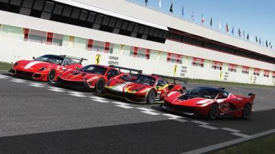 Championnat Ferrari Esports Series 2021