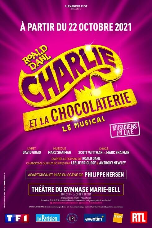 Charlie et la chocolaterie musical