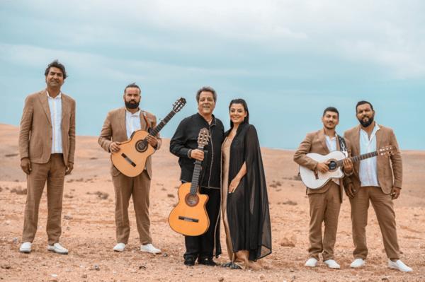 Chico & The Gypsies et Hasna