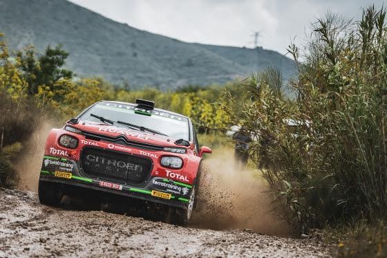 Citroën C3 - Rally2