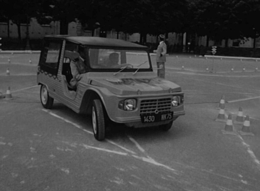 Citroën Origins Méhari