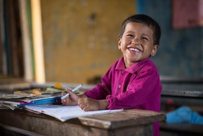 Classroom rescue (crédit PO Boban)