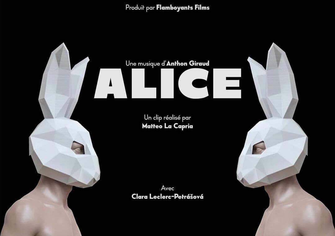 Clip Alice