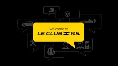 Club Renault sport