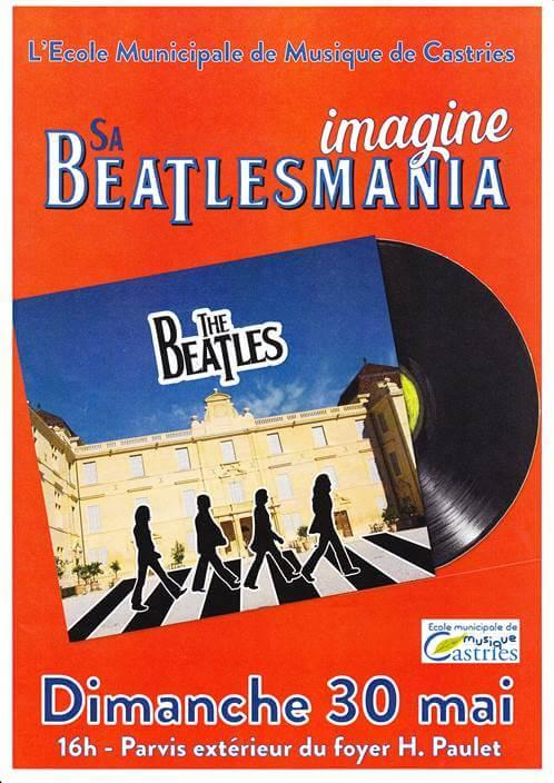 Concert emmc beatlesmania