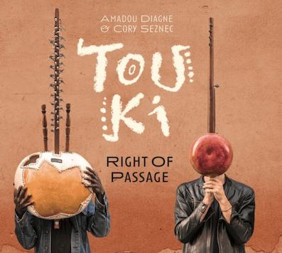 Cory Seznec et Amadou Diagne - Right of passage