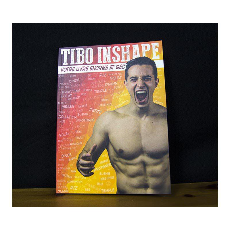 Couverture livre Enorme et sec de Tibo Inshape