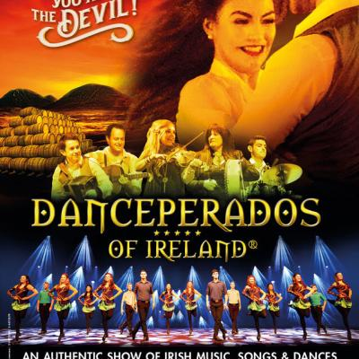 Danceperados of ireland - Casino de Paris