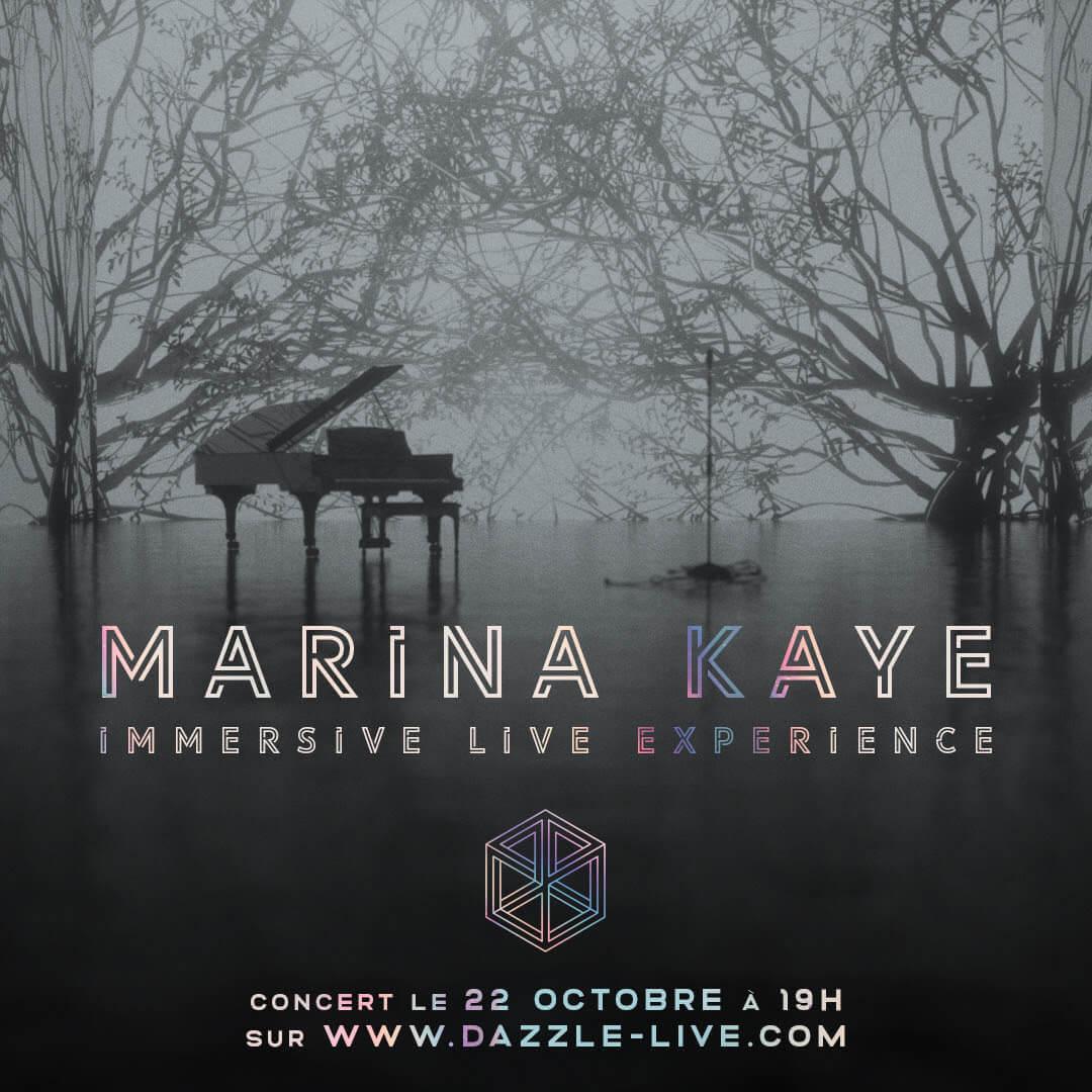 Dazzle - Marina Kaye