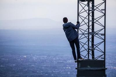 Défi réseau 5G pour l'homme