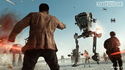 Le dernier Jedi - Star Wars Battlefront 2