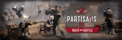 DLC Back Into Battle de Partisans 1941