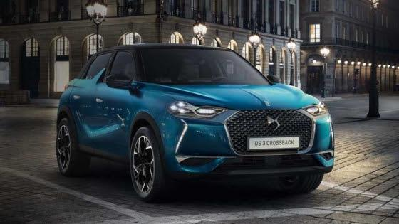 DS 3 Crossback Faubourg