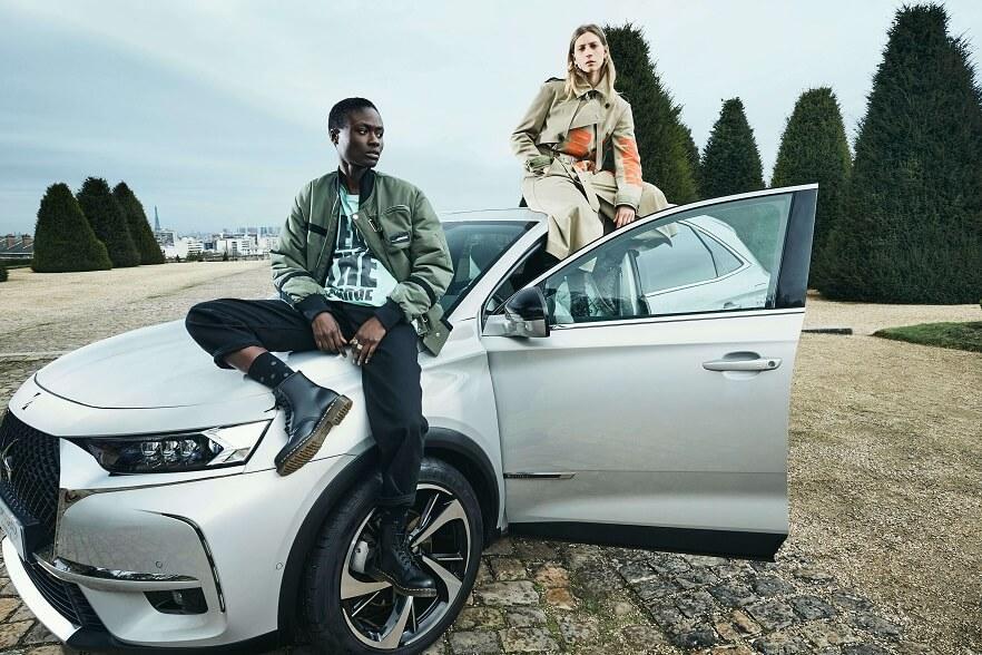 DS Automobiles - collection vêtements CO2