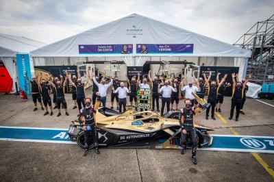 DS automobiles Formule E 2020