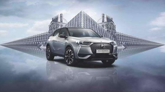 DS Crossback Louvre