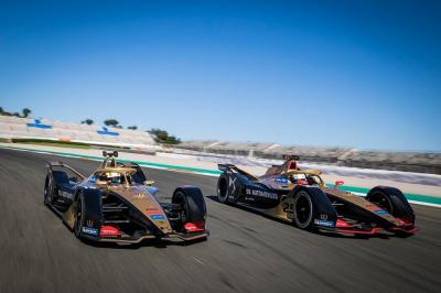 DS Techeetah design monoplace 2020