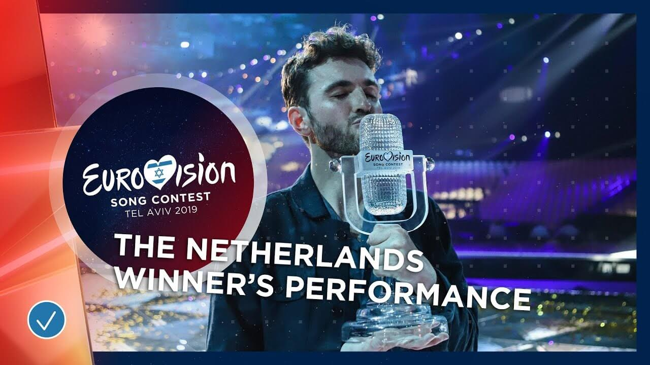 Duncan Laurence (Pays Bas) - Eurovision 2019