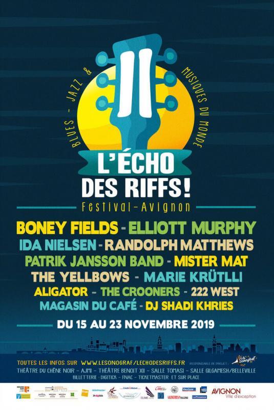 Echo des riffs 2019