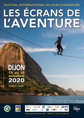 Ecrans de l'aventure 2020 Dijon
