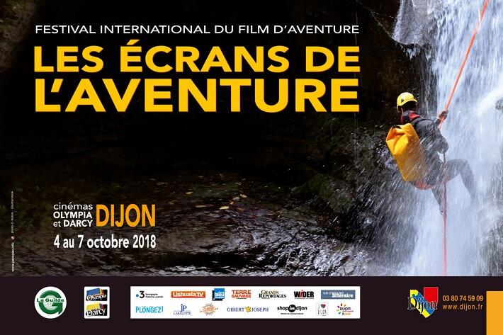 Festival Les Ecrans de l'aventure Dijon 2018