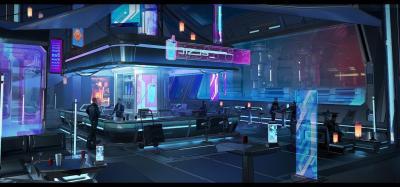 Elite Dangerous Horizons - bar