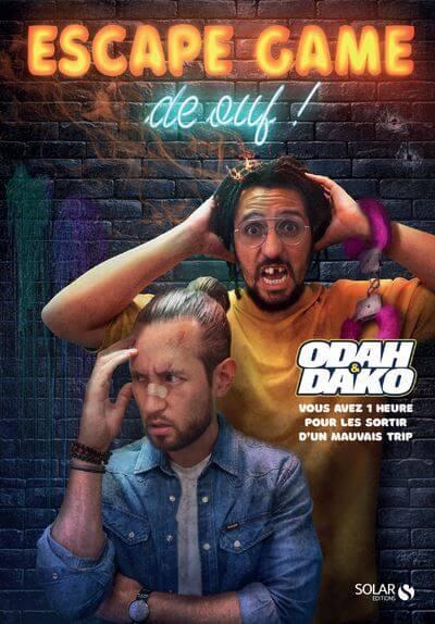 Escape game (book) Odah et Dako