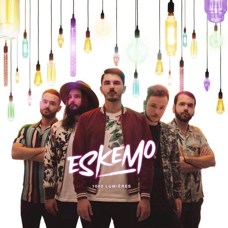 2 nouveaux albums pour Eskemo