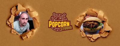 Etrange popcorn studio